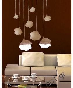 Αυτοκόλλητο τοίχου καθρέπτης - Αυτοκόλλητα τοίχου MIRROR 077