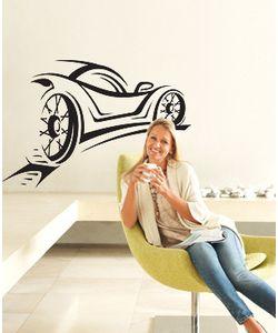 Αυτοκόλλητο τοίχου Αυτοκίνητο