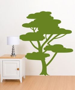 Αυτοκόλλητο Δέντρο της Σαβάνας