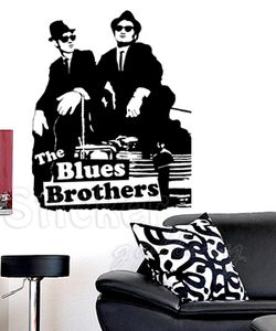 Stickers για γραφείο - The Blues Brothers - αυτοκόλλητα τοίχου