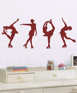 Αυτοκόλλητα τοίχου χορός