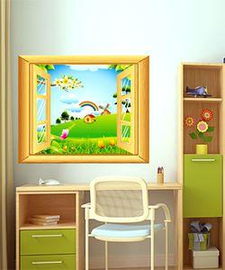 αυτοκόλλητο τοιχου για παιδικό δωμάτιο