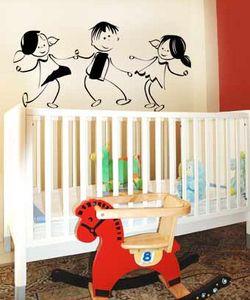 Aυτοκολλητο τοιχου CHILDREN PLAYING
