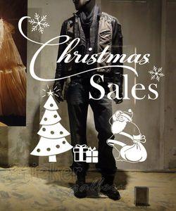 Christmas Ssales 02 - Χριστουγεννιάτικα αυτοκόλλητα εκπτώσεων