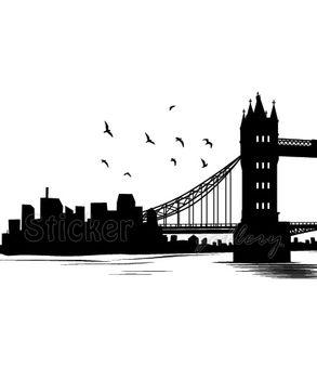 London Tower Bridge - λεπτομέρεια σχεδίου