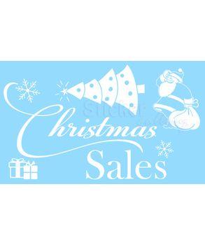 Christmas Sales 02 - λεπτομέρεια σχεδίου